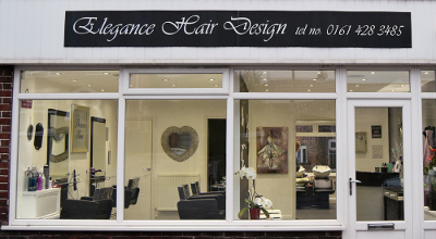Photograph of Elegance Hair Design Hair Salon, Gatley
